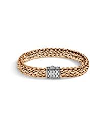 John Hardy Large Flat Chain Bracelet