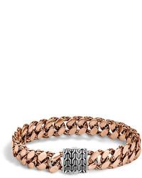 John Hardy Large Gourmette Chain Bracelet