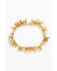 Nordstrom Layers Of Love Bead Stretch Bracelet