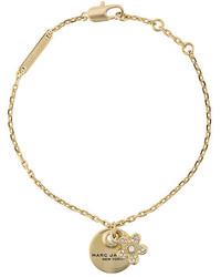 Marc Jacobs Logo Charm Bracelet
