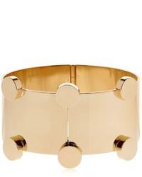 Isabel Marant Manchette Gold Plated Bracelet