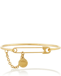 Marc by Marc Jacobs Music Fiend Gold Plated Cubic Zirconia Bracelet