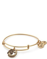 Alex and Ani Mermaid Adjustable Wire Bangle