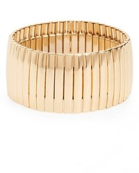 Topshop Metallic Stretch Bracelet