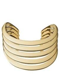 Michael Kors Gold Tone Cuff