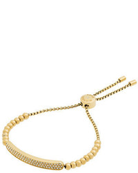 Michael Kors Michl Kors Pav Crystal Id Bar Bracelet