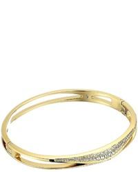Michael Kors Michl Kors Brilliance Pave Hinged Bangle Bracelet Bracelet