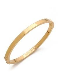 Michael Kors Michl Kors Thin Hinged Bangle Bracelet