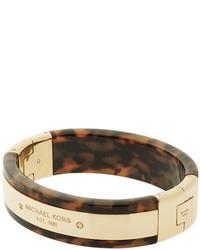 Michael Kors Michl Kors Tortoiseshell Logo Bracelet