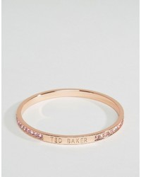 Ted Baker Narrow Crystal Band Bangle