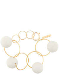 Marni Orb Hoop Bracelet