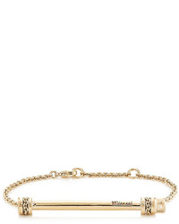 Miansai Screw Bar Chain Bracelet