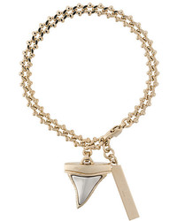 Givenchy Shark Tooth Bracelet
