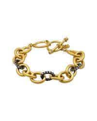 Freida Rothman Signature Heavy Link Bracelet