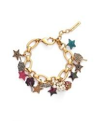 Marc Jacobs Statet Charm Bracelet