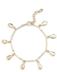 Nordstrom Teardrop Charm Bracelet