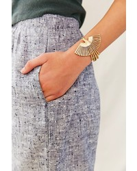 UO Urban Renewal Torchlight Brass Thunderbird Cuff