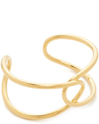 Lizzie Fortunato Vine Cuff Bracelet