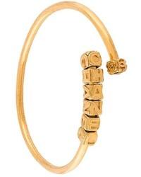 Chanel Vintage Alphabet Bracelet