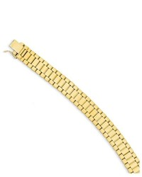 Vishal Jewelry 14k Yellow Gold Bracelet