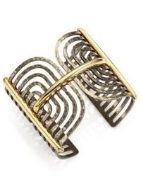 Lanvin Wide Cuff Bracelet