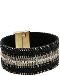 GUESS Wide Magnetic Close Bracelet Bracelet