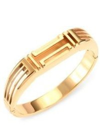 Tory Burch X Fitbit Goldtone Metallic Bangle