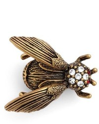 Marc Jacobs Beetle Brooch