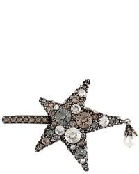 Alexander McQueen Star Brooch