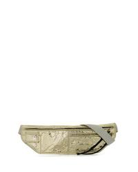 Rick Owens Long Metallic Belt Bag