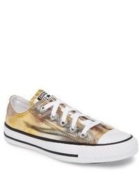 71c0725abc7 V Star Low Top Canvas Trainers Out of stock · Converse Chuck Taylor All  Star Seasonal Metallic Ox Low Top Sneaker