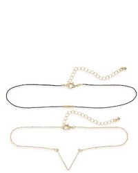2 Pack Chokers