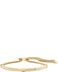 Lanvin Alida Gold Plated Choker One Size