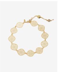 Express Filigree Choker Necklace