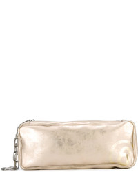 MM6 MAISON MARGIELA High Shine Clutch Bag