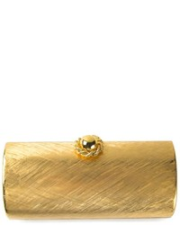 Rodo Vintage Brushed Box Clutch