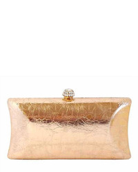 Wild Lilies Jewelry Rose Gold Clutch