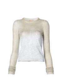 Nude Crew Neck Jumper