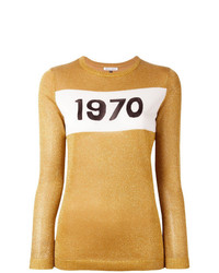 Bella Freud Sparkle 1970 Jumper
