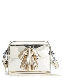 Mini sofia crossbody bag metallic medium 1162074