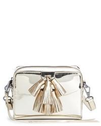 Rebecca Minkoff Mini Sofia Crossbody Bag Metallic