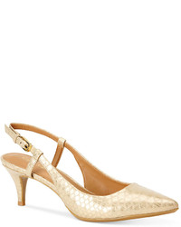 Patsi slingback pumps shoes medium 269661