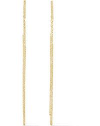 Carolina Bucci 18 Karat Gold Earrings