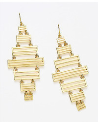 Ann Taylor Linear Chandelier Earrings