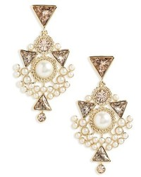 Givenchy Chelsea Drop Earrings