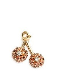 Marc Jacobs Cherry Single Stud Earring