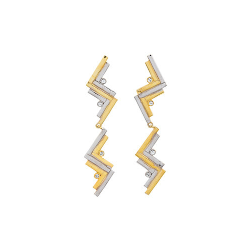 Charlotte Valkeniers Cluster Earrings