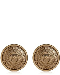 Balmain Coin Earrings