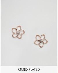 Ted Baker Crystal Mini Blossom Stud Earrings
