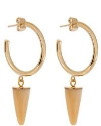 Isabel Marant Dark Side Earrings